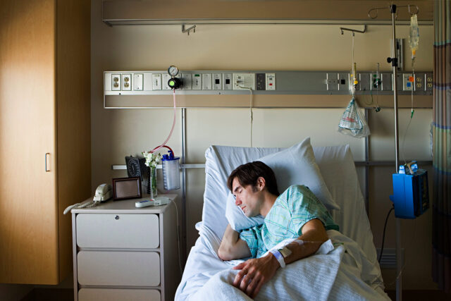 COVID Deaths High When Hospitalized With Diabetes